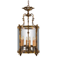 Metropolitan Signature 6 Light Pendant in Antique Bronze Patina N2338-OXB