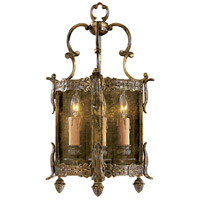 Metropolitan Signature 3 Light Sconce in Antique Bronze Patina N2339-OXB