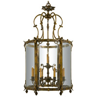 Metropolitan Signature 12 Light Pendant in Antique Bronze Patina N2343