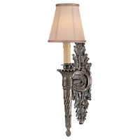 Metropolitan Signature 1 Light Sconce in Naples Silver (shade sold separately) N2419-07
