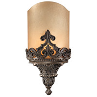 Metropolitan Signature 1 Light Sconce in Aged Bronze N2491-26