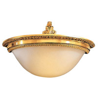 Metropolitan Signature 1 Light Sconce in French Gold N259702