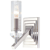 Metropolitan Fusano 1 Light Wall Sconce in Polished Nickel N2651-613