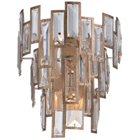Metropolitan Bel Mondo 3 Light Wall Sconce in Luxor Gold N2670-274