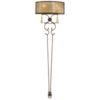 Metropolitan Vineyard Haven 2 Light Wall Torchiere in Vineyard Patina N2772-257