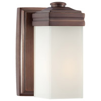 Metropolitan Signature 1 Light Bath in Dark Brushed Bronze N2811-267