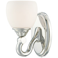 Metropolitan Family 1 Light Bath in Polished Nickel N2821-613
