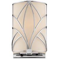 Metropolitan N2921-1-77 Storyboard 1 Light 6 inch Chrome ADA Wall Sconce Wall Light