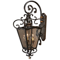Metropolitan N3247-270 Signature 3 Light 14 inch Terraza Village Aged Patina/Gold Leaf Outdoor Lantern alternative photo thumbnail