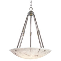 Metropolitan Signature 6 Light Pendant in Bronze Patina Pewter N3606-PW