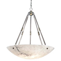 Metropolitan Signature 8 Light Pendant in Pewter N3608-PW