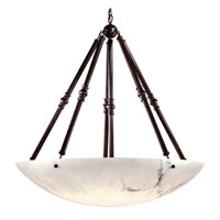 Metropolitan Virtuoso 12 Light Pendant in Bronze Patina N3612-BP