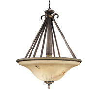 Metropolitan Metropolitan Family 24 Light Pendant in Golden Bronze N3634-355