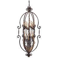 Metropolitan Signature 12 Light Chandelier in Amandari N3644-362
