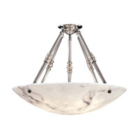 Metropolitan Signature 5 Light Semi Flush in Pewter N3905-PW