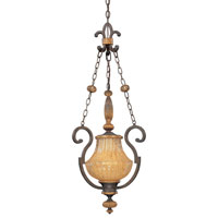 Metropolitan Hearst Castle 3 Light Pendant in Monte Titano Oro N6032-159