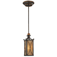 Monte Titano 1 Light 8 inch Monte Titano Oro Mini Pendant Ceiling Light