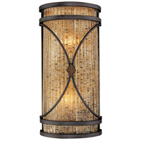 Monte Titano 2 Light 7 inch Monte Titano Oro ADA Wall Sconce Wall Light