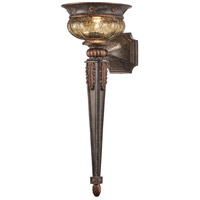 Metropolitan Sanguesa 1 Light Sconce in Sanguesa Patina N6075-194