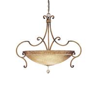 Metropolitan Torretta 5 Light Pendant in Venata di Sabbia N6166-285