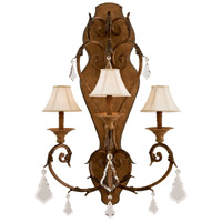 Metropolitan Signature 3 Light Sconce in Padova (shade sold separately) N6222-363