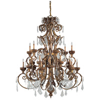 Signature 24 Light 51 inch Padova Chandelier Ceiling Light