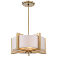 Metropolitan Family 3 Light Pendant in Honey Gold N6264-248