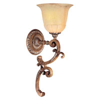 Metropolitan Cantabria 1 Light Sconce in Tuscan Patina N6341-196 photo thumbnail