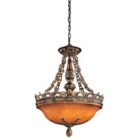Metropolitan Tarragova 5 Light Pendant in Tarragova Bronze N6395-475 photo thumbnail