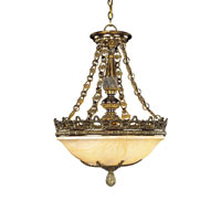 Metropolitan Tarragova 5 Light Pendant in Antique Bronze N6395-AN