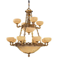 Metropolitan Tarragova 20 Light Chandelier in Antique Bronze N6399-AN