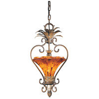Metropolitan Salamanca 1 Light Pendant in Cattera Bronze N6523-468