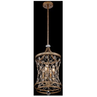 Metropolitan N6584-272 Vel Catena 4 Light 12 inch Arcadian Gold Mini Pendant Ceiling Light alternative photo thumbnail