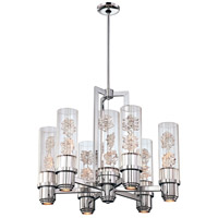 Metropolitan Bella Fiori 13 Light Chandelier in Chrome N6636-77