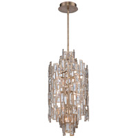 Bel Mondo 10 Light 14 inch Luxor Gold Pendant Ceiling Light