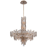 Metropolitan N6677-274 Bel Mondo 18 Light 31 inch Luxor Gold Chandelier Ceiling Light