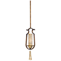 Metropolitan Vineyard Haven 1 Light Mini Pendant in Vineyard Patina N6765-257