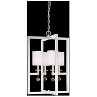 Metropolitan N6841-613 Chadbourne 4 Light 20 inch Polished Nickel Pendant Ceiling Light alternative photo thumbnail