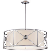 Metropolitan Walt Disney Signature Fantasy 4 Light Pendant in Chrome N6905-77