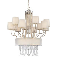 Metropolitan Walt Disney Signature Fantasy 9 Light Chandelier in Brushed Nickel N6906-84 photo thumbnail