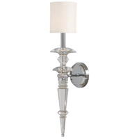 Kingswell 1 Light 6 inch Chrome Wall Sconce Wall Light