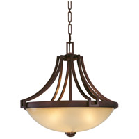 Metropolitan Walt Disney Signature Underscore  4 Light Pendant in Cimarron Bronze N6952-267B