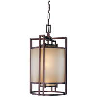 Metropolitan Walt Disney Signature Underscore  3 Light Pendant in Cimarron Bronze N6954-267B