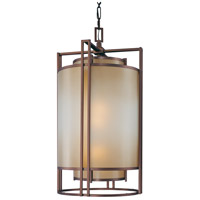 Metropolitan Walt Disney Signature Underscore  3 Light Pendant in Cimarron Bronze N6956-267B