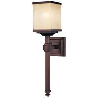 Metropolitan N6961-1-267B Underscore 1 Light 5 inch Cimmaron Bronze Wall Sconce Wall Light