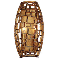 Metropolitan N7132-597 Abbondanza 2 Light 8 inch Halcyon Gold Wall Sconce Wall Light