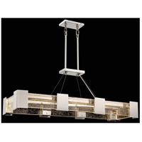 Metropolitan N7237-613-L Stellaris LED 44 inch Polished Nickel Island Light  Ceiling Light