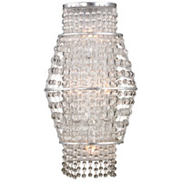 Saybrook 4 Light 9 inch Catalina Silver Wall Sconce Wall Light