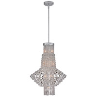 Saybrook 7 Light 18 inch Catalina Silver Pendant Ceiling Light