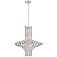 Saybrook 10 Light 24 inch Catalina Silver Pendant Ceiling Light